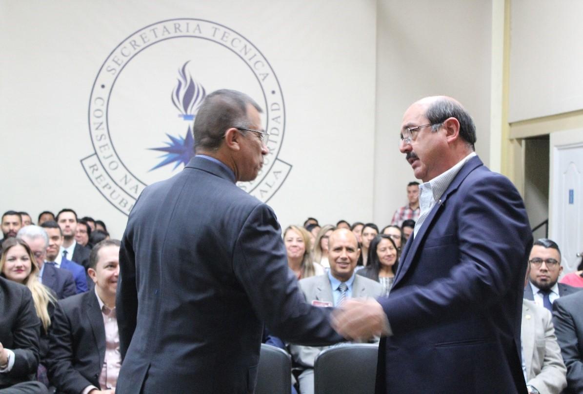 Presentación General Edgar Soto