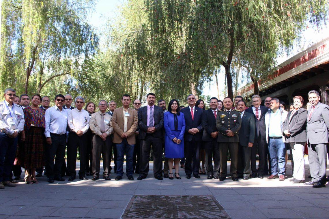 Foto Oficial Día 1